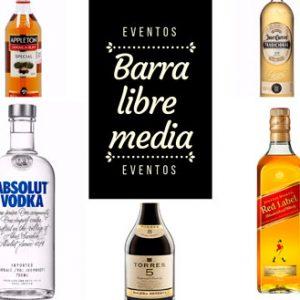Barra libre media