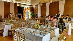 Mesas de banquete Premium