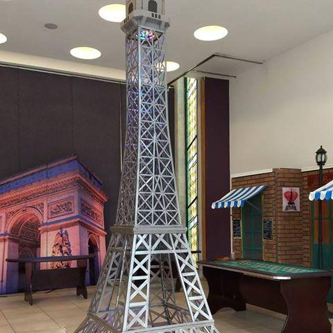 Eventos de fin de año en 3 pasos, Fiestas de fin de año, fiesta tema Paris