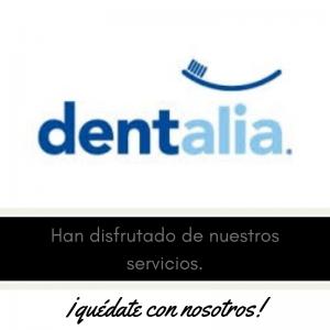 Nuestros clientes , meseros y eventos , Dentalia