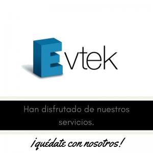Nuestros clientes , meseros y eventos , Evtek