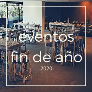 Evento de fin de año 2020