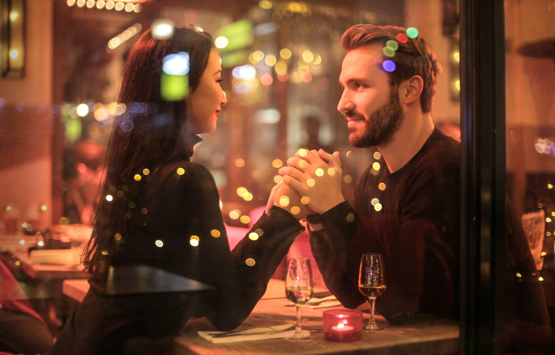 Cenas navideñas romanticas