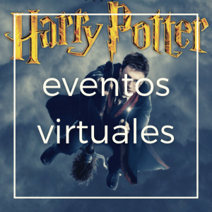 Eventos virtuales para Team Building 2021 Harry Potter