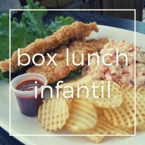 Box Lunch Infantil
