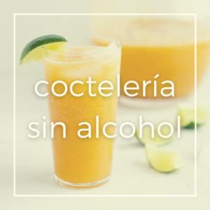 Cocteleria sin alcohol , soft drinks